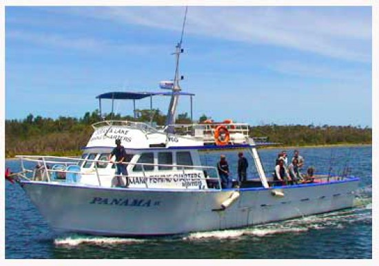 Mako Fishing Charters
