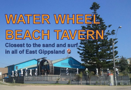 Waterwheel Beach Tavern