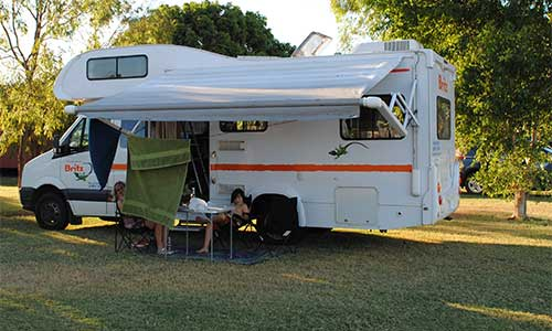 lakes entrance RVs