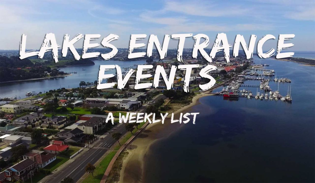 Weekly What's On in Lakes