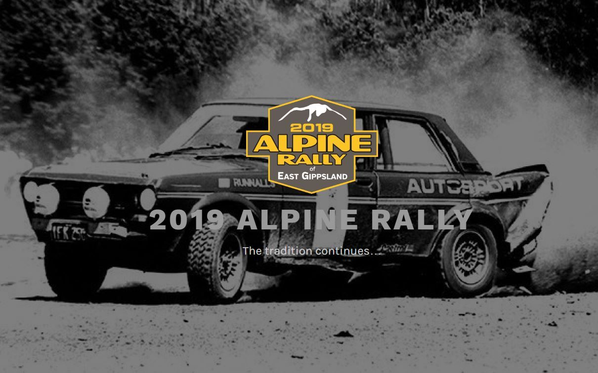 2019 Alpine Rally