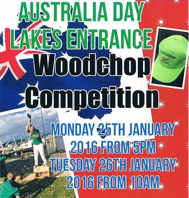 Lakes Entrance Events