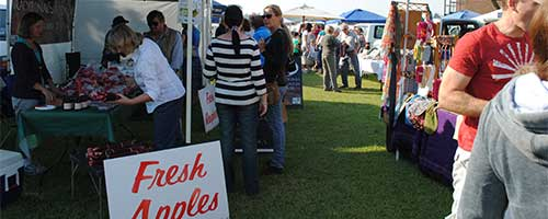 markets in Lakes Entrance