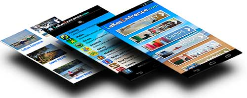 lakes entrance mobile app